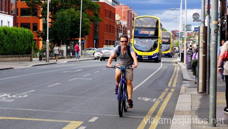 Cómo moverse por Irlanda. Consejos prácticas para preparar tu viaje a Irlanda. Guía de viaje de irlanda #IrlandaJuntos