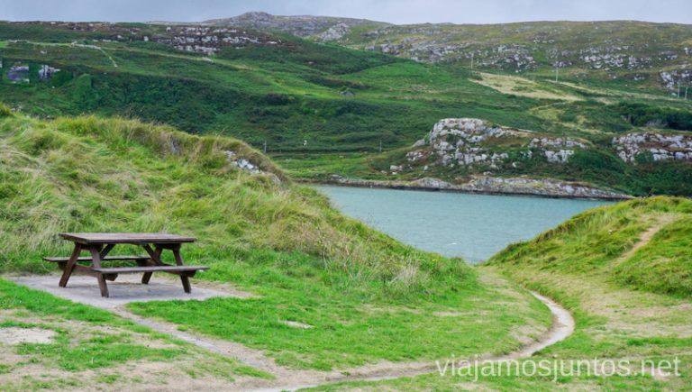 Siéntate y disfruta. Consejos prácticos para viajar por Wild Atlantic Way #IrlandaJuntos Ruta Costera del Atlántico