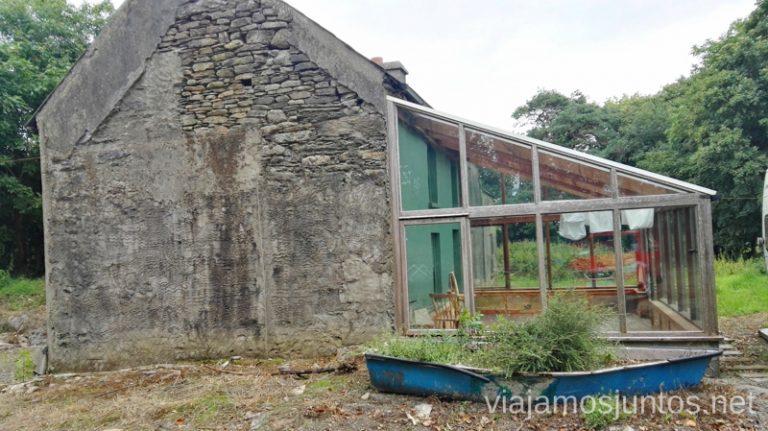 Nuestra casa de Guest to Guest en la ruta Wild Atlantic Way. Consejos prácticos para viajar por Wild Atlantic Way #IrlandaJuntos Ruta Costera del Atlántico
