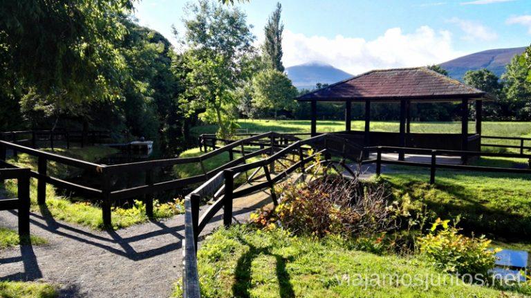 Paseos por el camping. Roadtrip por Ireland's Ancient East. Consejos prácticos. #IrlandaJuntos