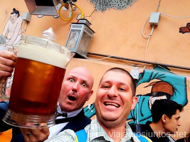 Cervezas con Englishour: estudiantes y profes. Qué ver y hacer en Dublín Nuestros imprescindibles #IrlandaJuntos