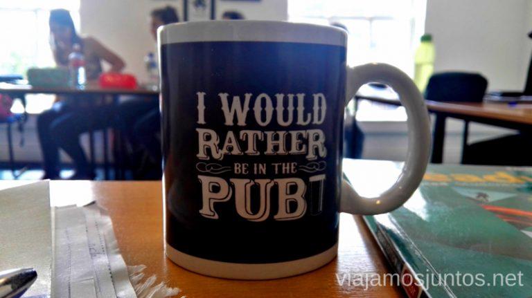 Verdad verdadera. ¿Qué te parece? Dónde estudiar inglés en Dublín Irlanda #IrlandaJuntos Escuela de inglés Englishour