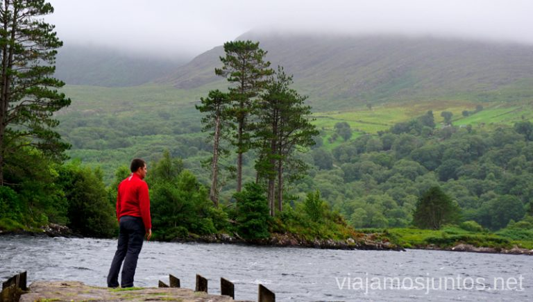 Cloonee Lough (Lago Cloonee). Qué ver y hacer en Southern Peninsulas Irlanda #IrlandaJuntos