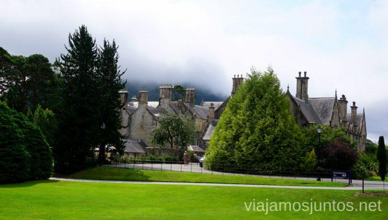 Muckross House. Qué ver y hacer en Southern Peninsulas Irlanda #IrlandaJuntos