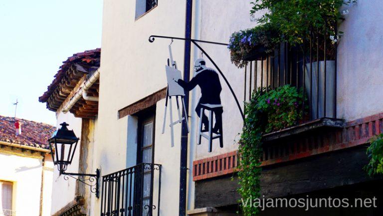 Covarrubias - territorio artístico. Qué ver y qué hacer en Covarrubias Arlanza Burgos Castilla y León
