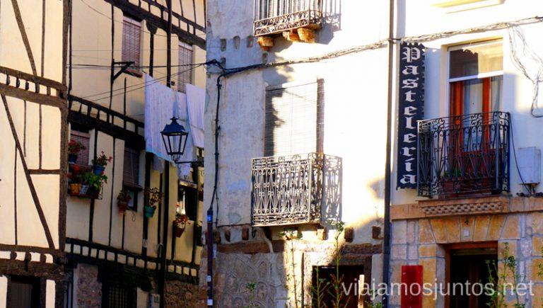 Preciosas calles de Covarrubias. Qué ver y qué hacer en Covarrubias Arlanza Burgos Castilla y León