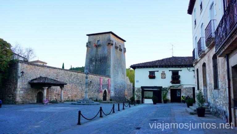 El Torreón de Covarrubias. Qué ver y qué hacer en Covarrubias Arlanza Burgos Castilla y León