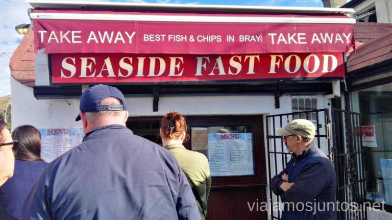 Irlanda. Fast Food.