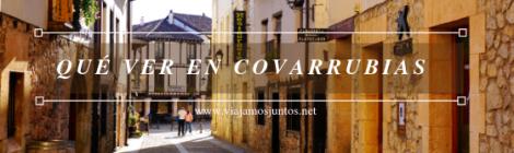 Qué ver y qué hacer en Covarrubias Arlanza Burgos Castilla y León