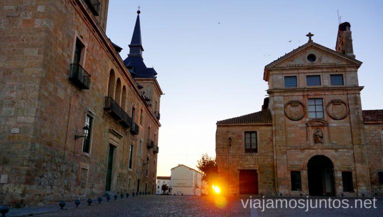 Amaneciendo en Lerma. Qué ver y qué hacer en Lerma en un fin de semana Castilla y León