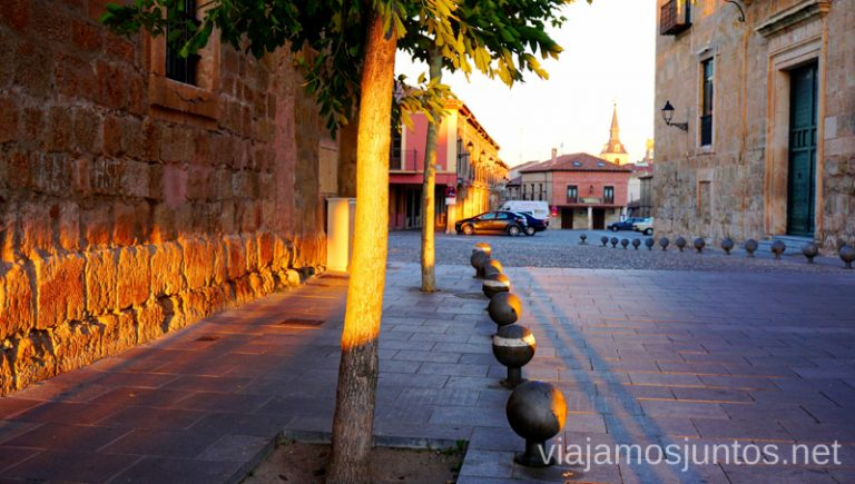 Las calles de Lerma están llenas de luz y calor. Qué ver y qué hacer en Lerma en un fin de semana Castilla y León