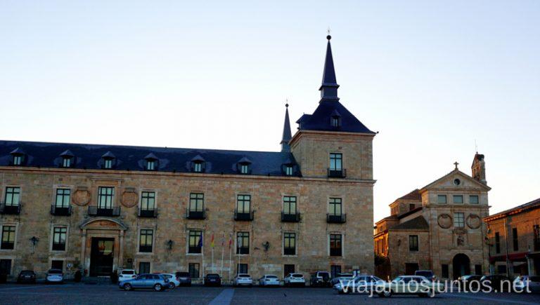 Palacio ducal de Lerma. Hoy en día, Parador Nacional de Turismo. Qué ver y qué hacer en Lerma en un fin de semana Castilla y León