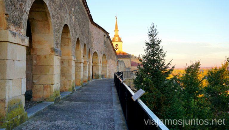 El balcón-mirador de Lerma. Qué ver y qué hacer en Lerma en un fin de semana Castilla y León