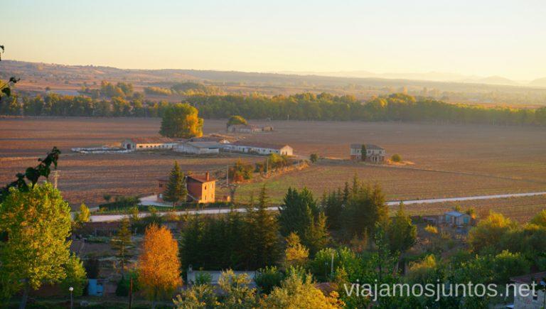 Vistas desde el mirador de Lerma. Qué ver y qué hacer en Lerma en un fin de semana Castilla y León
