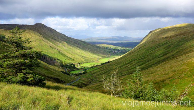 Roechrow. Vistas. Qué ver y hacer en Wild Atlantic Way Irlanda #IrlandaJuntos Northern Headlands