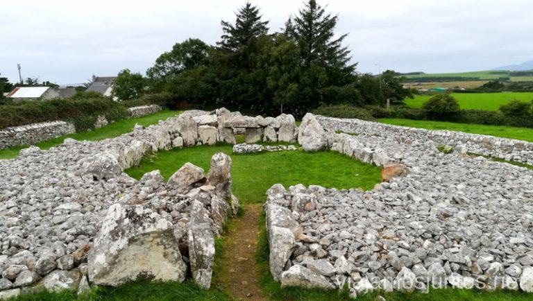 Creevykeel Court Tomb. Qué ver y hacer en Wild Atlantic Way Irlanda #IrlandaJuntos Surf Coast