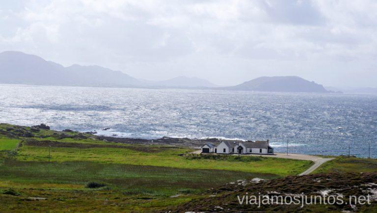Greencastle. Qué ver y hacer en Wild Atlantic Way Irlanda #IrlandaJuntos Northern Headlands