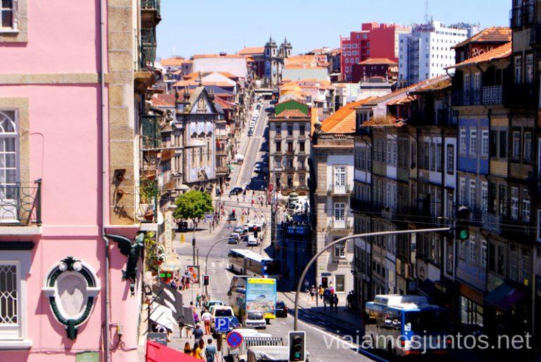 Calle de Santa Catarina, Oporto. Qué ver y hacer en Oporto en un día Portugal