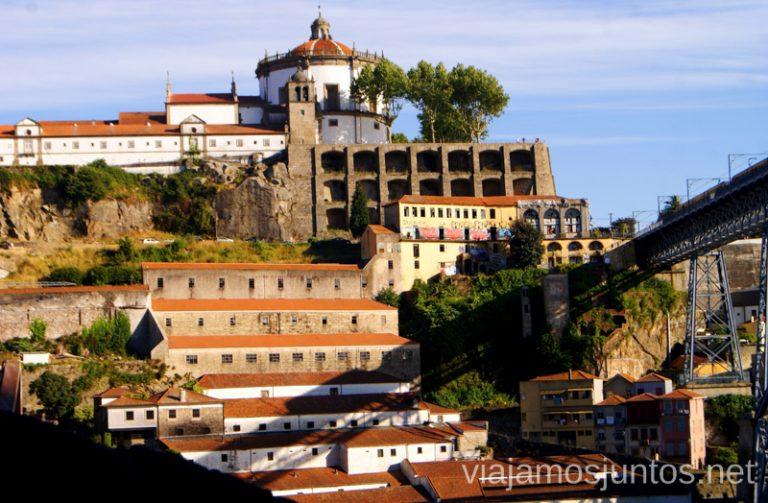 Vila Nova da Gaia. Qué ver y hacer en Oporto en un día Portugal