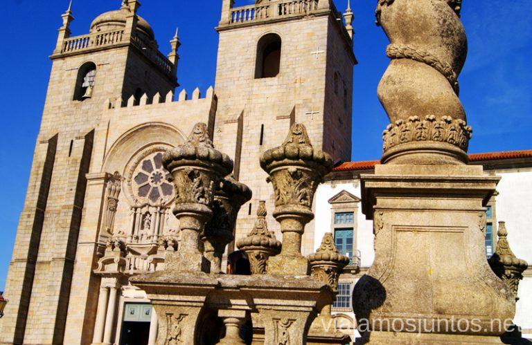La Sé. La catedral de Oporto. Qué ver y hacer en Oporto en un día Portugal
