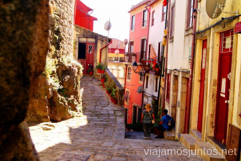 Barrio de Barredo, Oporto. Qué ver y hacer en Oporto en un día Portugal