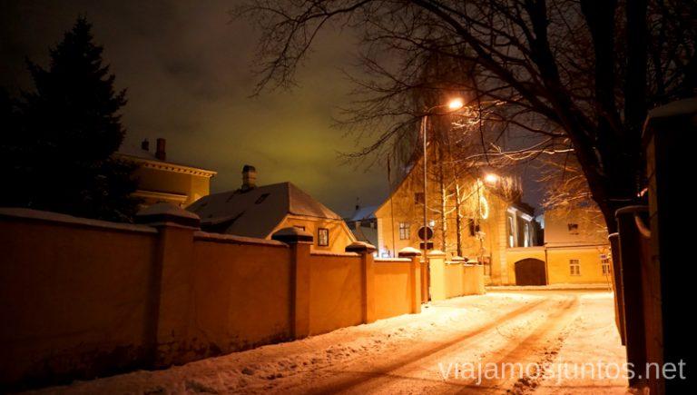 ¿Auroras? Qué ver y hacer en Países Bálticos. Viajar a Países Bálticos en invierno.