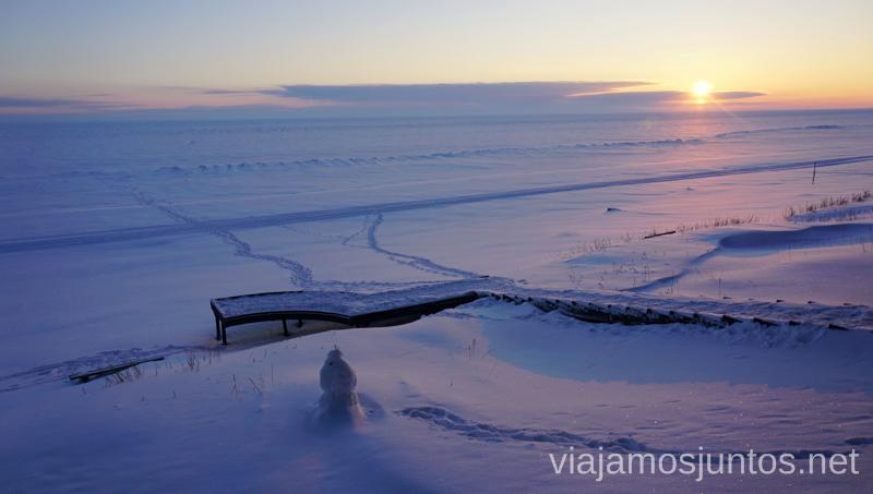 Ruta De Viaje Por Países Bálticos En Invierno 14 Días