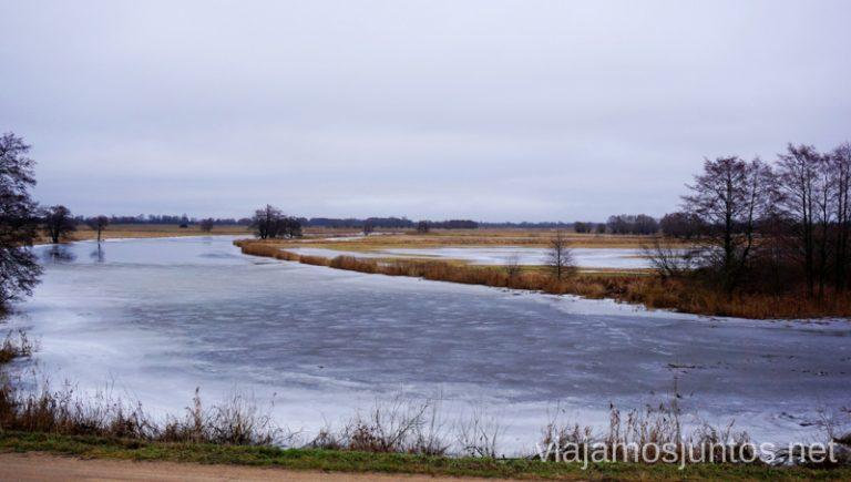 Delta del río Nemunas. Itinerario de 14 días por Países Bálticos. Roadtrip por Países Bálticos de 2 semanas, ruta de viaje