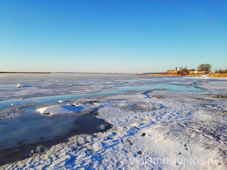 Haapsalu. Itinerario de 14 días por Países Bálticos. Roadtrip por Países Bálticos de 2 semanas, ruta de viaje