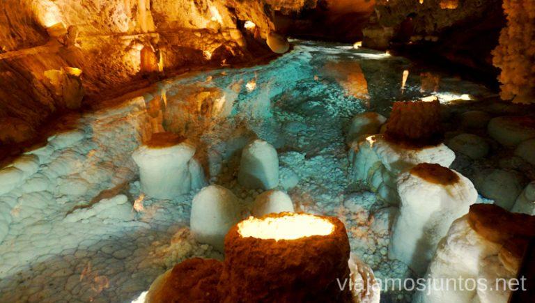 Cueva de las Maravillas en Aracena. Qué ver y hacer en Aracena Provincia de Huelva Andalucía España
