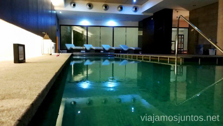 Spa. Hotel Convento Aracena Dónde Alojarse en Aracena