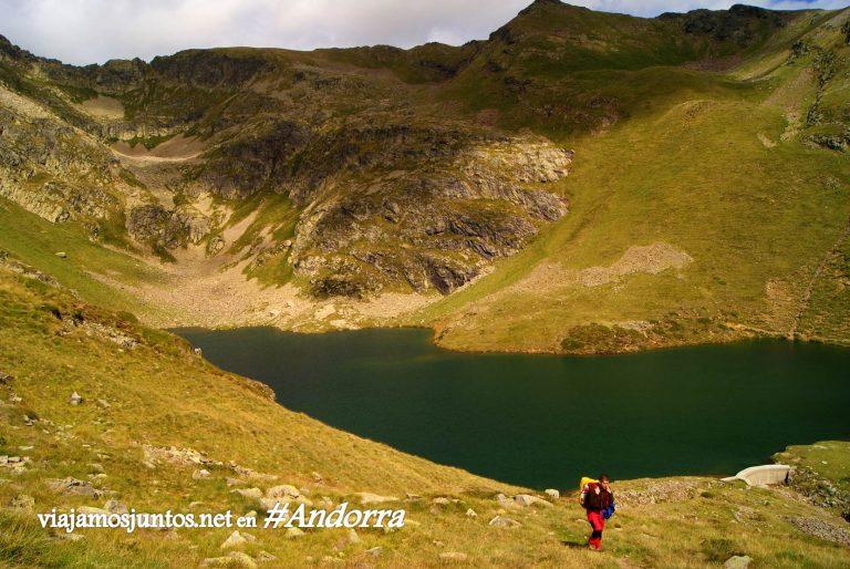 Piérdete por las montañas de Andorra esta Semana Santa. Ruta GRP alrededor de Andorra. Destinos para Semana Santa
