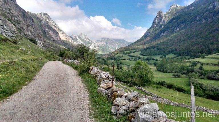 Encantos del valle de Saliencia. Ruta en coche por los pueblos con encanto del Parque Natural de Somiedo Dónde ir en Semana Santa