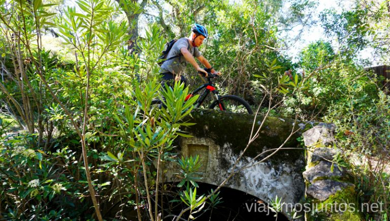 Conociendo las dehesas de la Sierra de Aracena en bicicleta eléctrica de eBike Aracena. Ruta por las dehesas y pueblos de la Sierra de Aracena en bici eléctrica de montaña eBike Aracena
