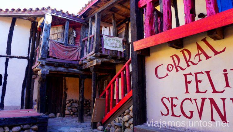 Corral de la comedía Territorio ArTlanza Qué ver y qué hacer en Arlanza Burgos Castilla y León