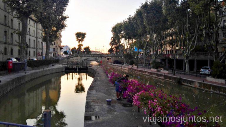 Canal de la Robine Qué ver en Narbona y los alrededores