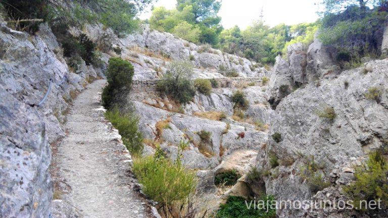 Ruta de senderismo la Goutine. Qué ver en Narbona y los alrededores