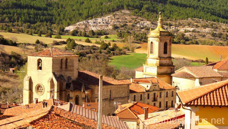 Santo Domingo de Silos Triángulo del Arlanza Qué ver y qué hacer en el valle del Arlanza. Pueblos con encanto del Arlanza Castilla y León