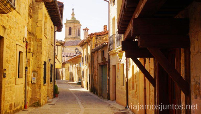 Callejuelas de Santo Domingo De Silos Qué ver y qué hacer en el valle del Arlanza. Pueblos con encanto del Arlanza Castilla y León