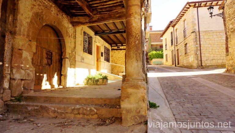 Santo Domingo de Silos Pueblos con encanto del Triángulos del Arlanza Qué ver y qué hacer en el valle del Arlanza. Pueblos con encanto del Arlanza Castilla y León