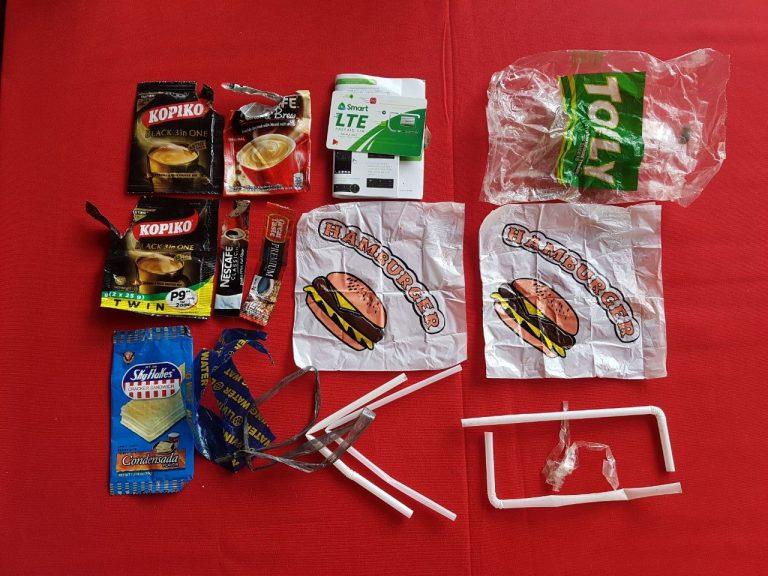 Observa tu basura: Filipinas, La Maleta de Carla. Como ser viajero responsable. Guía de los viajeros responsables para principiantes