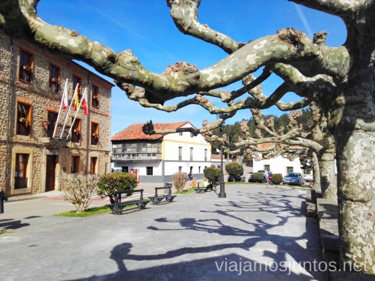 Urbanización La Iglesia. Qué ver y hacer en los alrededores de la Costa Quebrada Cantabria Spain