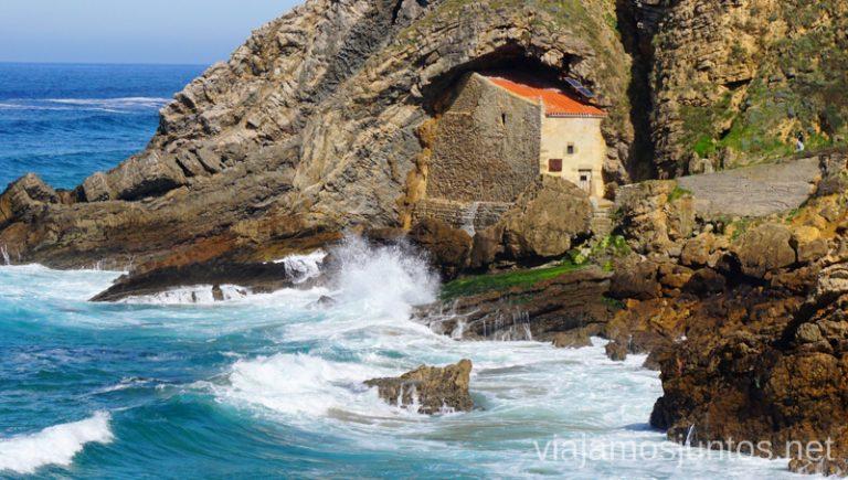 Ermita de Santa Justa. Qué ver y hacer en los alrededores de la Costa Quebrada Cantabria Spain