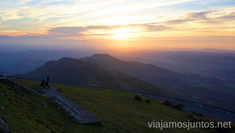 Mirador Peña Cabarga. Qué ver y hacer en los alrededores de la Costa Quebrada Cantabria Spain