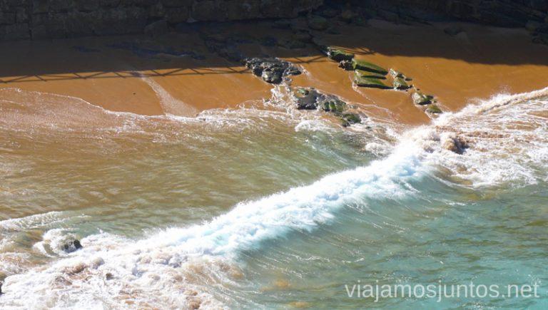 Playa de la ermita de Santa Justa. Qué ver y hacer en los alrededores de la Costa Quebrada Cantabria Spain