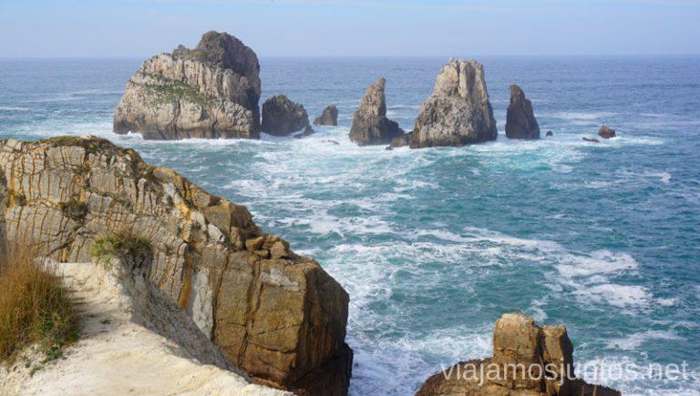 Nuestra ruta Qué ver y hacer en Costa Quebrada Cantabria Spain