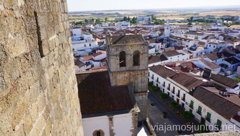 Vistas de Olivenza. Qué ver y hacer en el lago Alqueva #Experiencias_Alqeuva Extremadura Portugal
