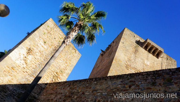 Castillo de Olivenza. Qué ver y hacer en el lago Alqueva #Experiencias_Alqeuva Extremadura Portugal