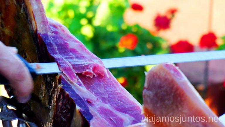 Jamones de Extremadura. Qué ver y hacer en el lago Alqueva #Experiencias_Alqeuva Extremadura Portugal
