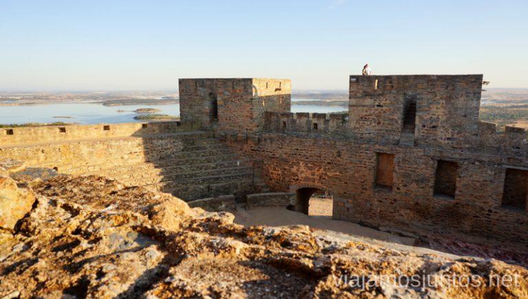 Castillo de Monsaraz. Qué ver y hacer en Monsaraz #Experiencias_Alqeuva Portugal